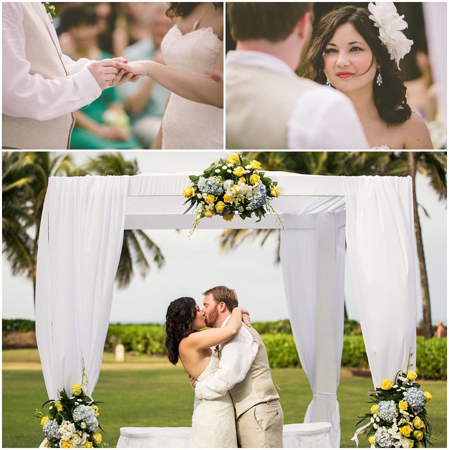 Wyndham Grand Rio Mar Wedding 9520