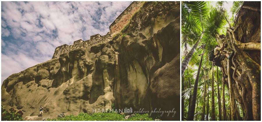 Puerto Rico Travel Photography Coast