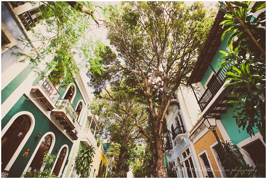 Puerto Rico Travel Photography San Juan