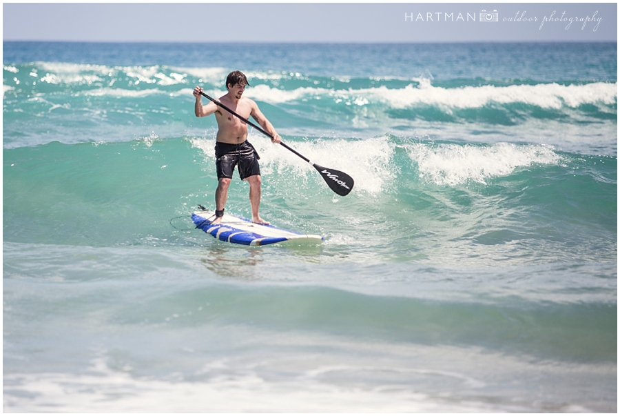 Puerto Rico Travel Photography Stand Up Paddle Board