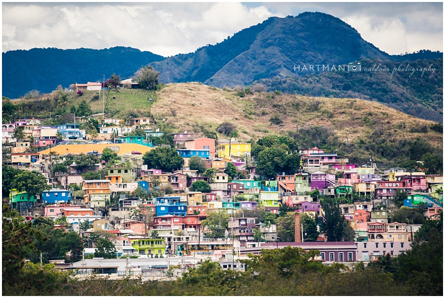 Puerto Rico Travel Photography Village