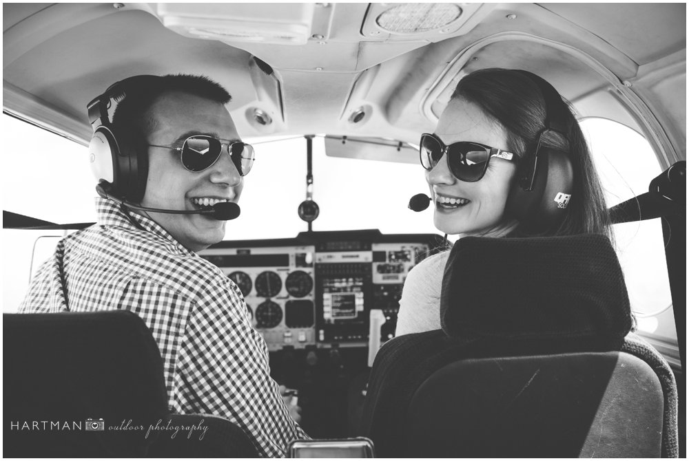 Raleigh Airplane Engagement 000009