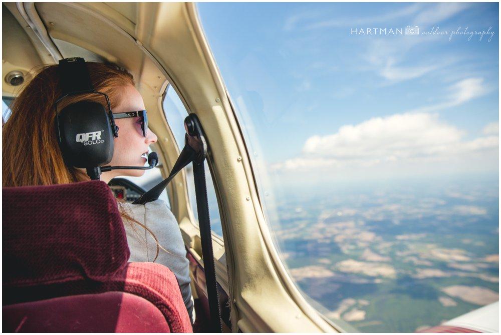 Raleigh Durham Airplane Flight Engagement 000012