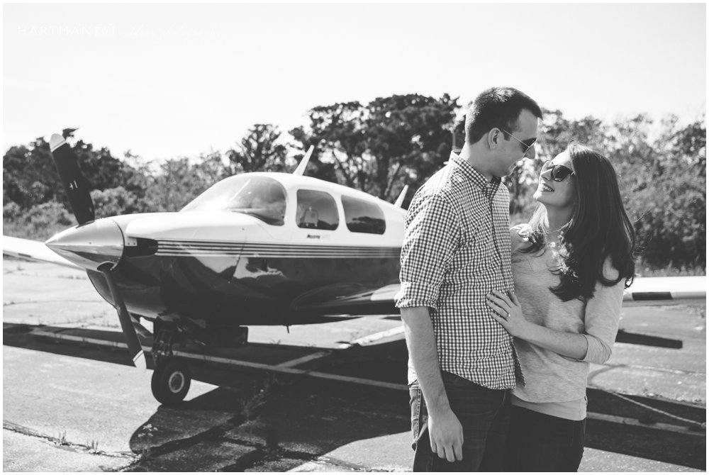 Cessna Airplane Engagement 000014