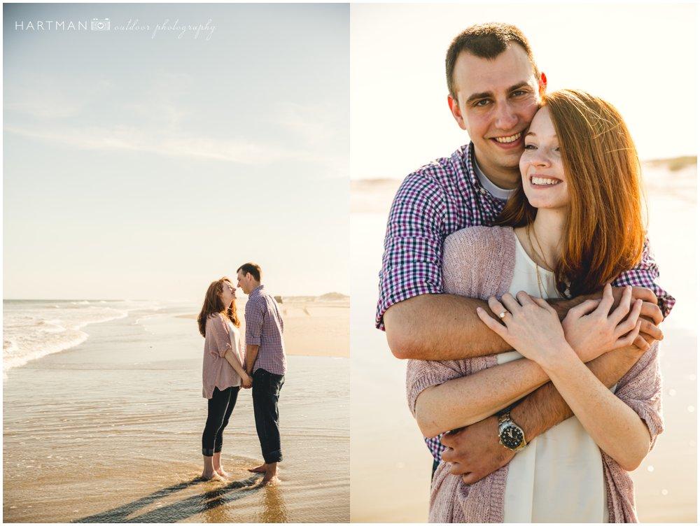 Ocracoke nc Engagement 000045