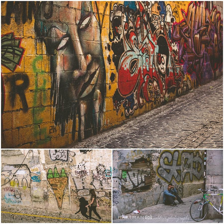 Spain Travel Photos Graffiti