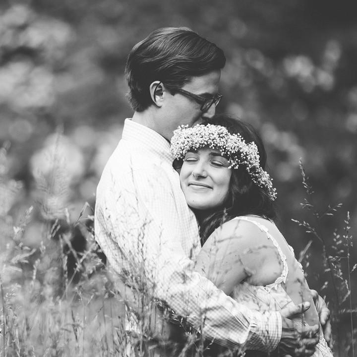 Laura + Oakley | Brahma Ridge Asheville Wedding