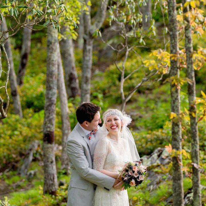 Jessica + Emil | Twickenham House Mountain Wedding