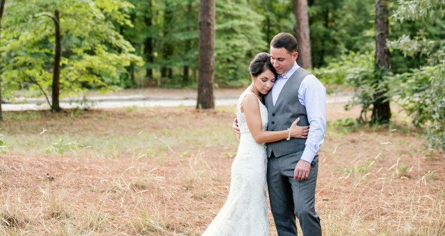 Caitlin + Mino | Southern Pines Wedding