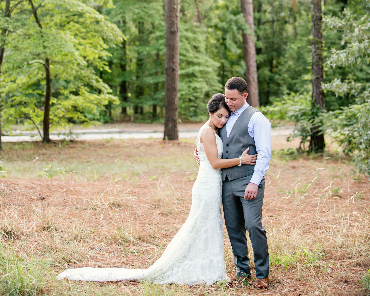 Southern Pines Raleigh Wedding Photographers