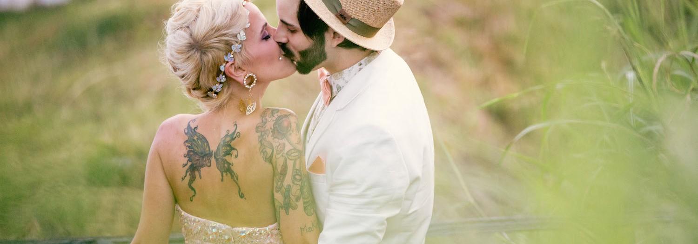 Tyler + McKenna | Downtown Raleigh Urban Rustic Wedding