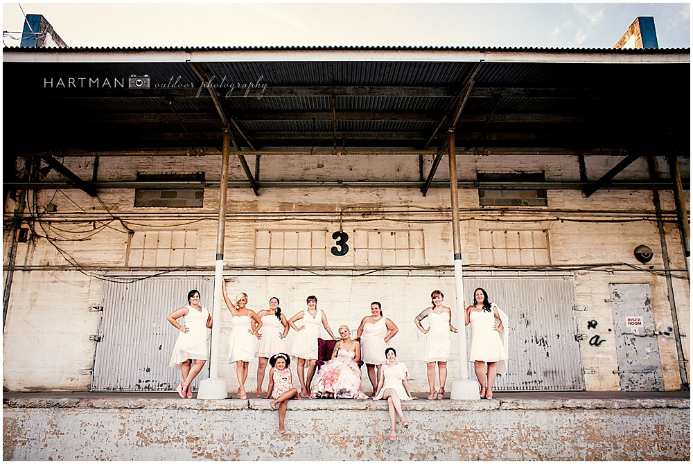 Raleigh Bridesmaids Photographers