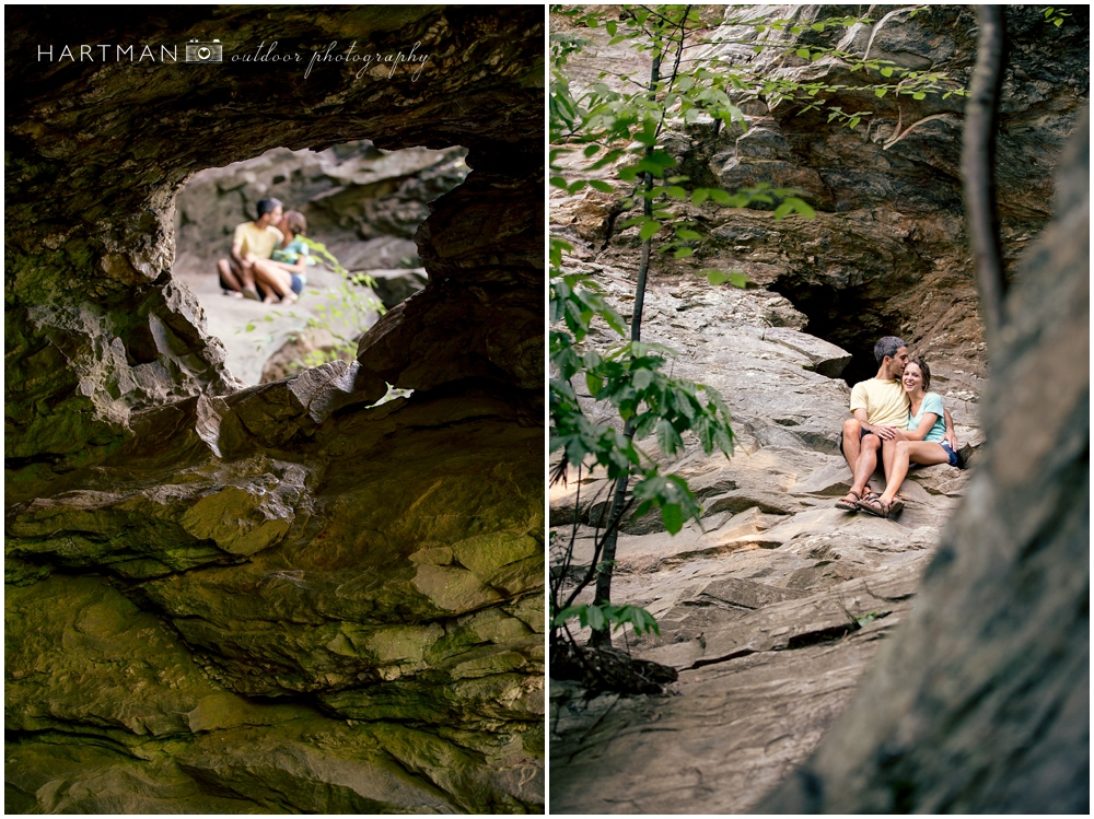 Sarah and Caleb Engagement Session