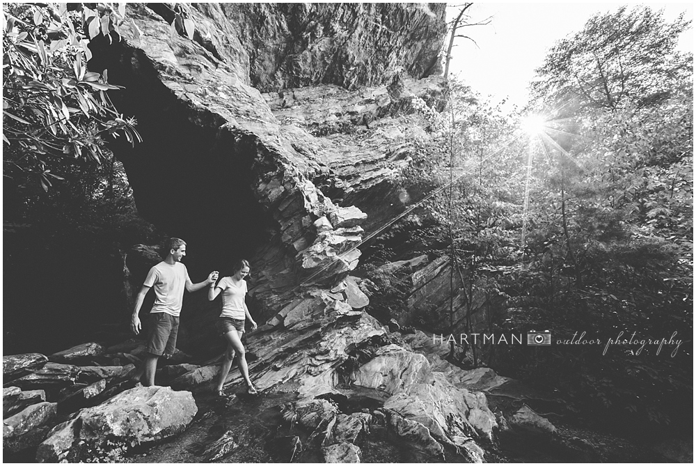 Hanging Rock State Park Photographer