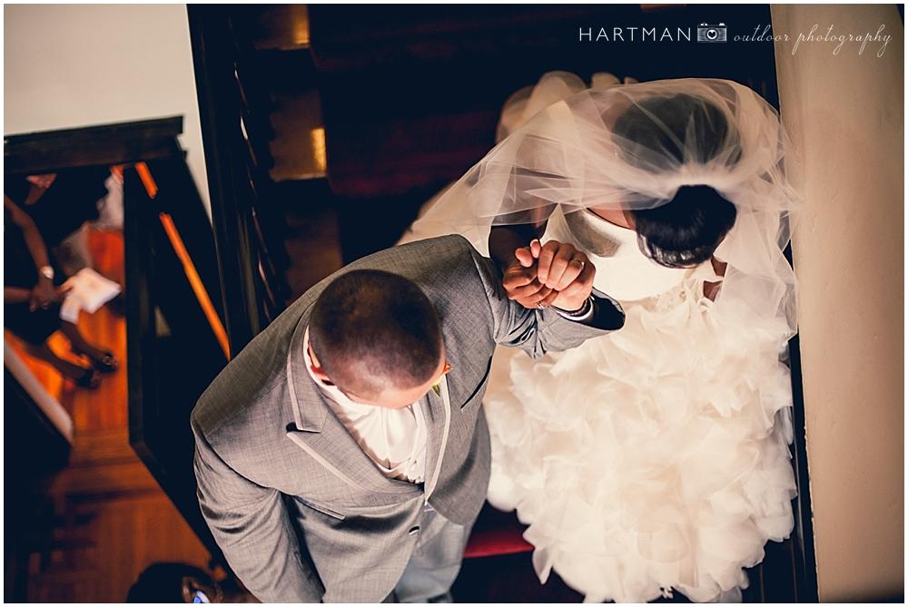 Historic Raleigh Wedding Venue