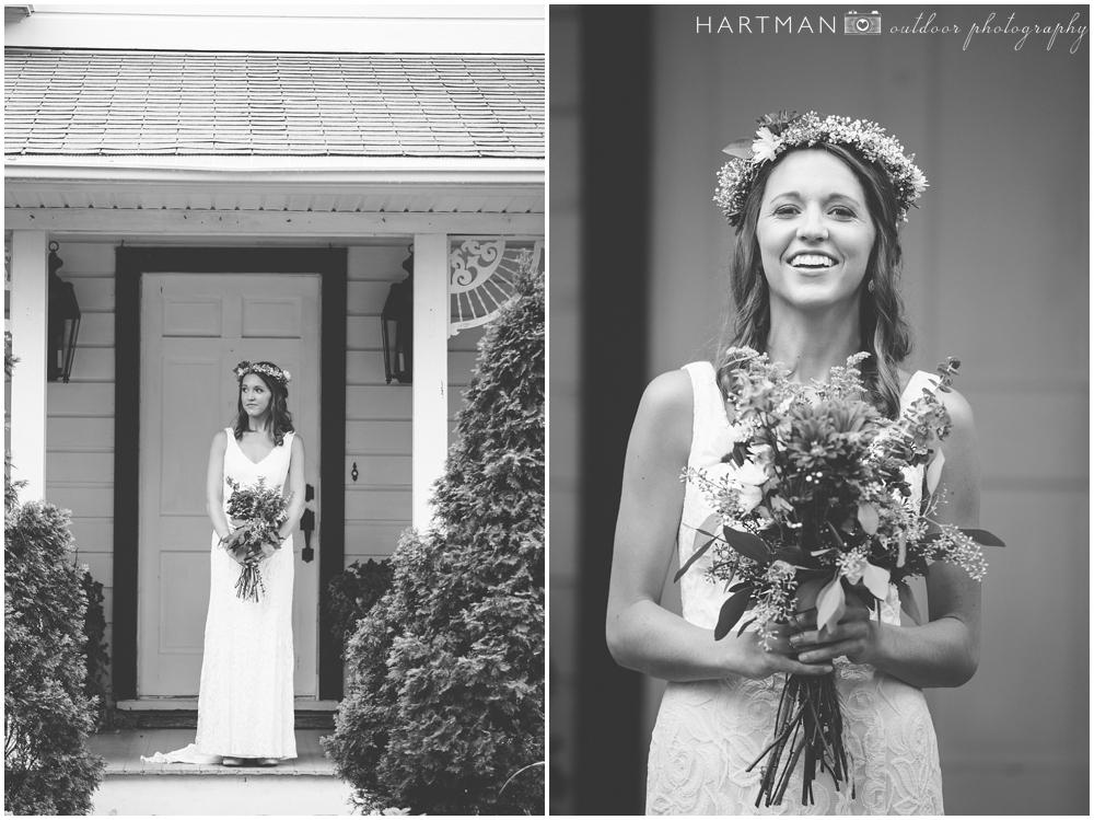Hodgin Valley Farm Bride