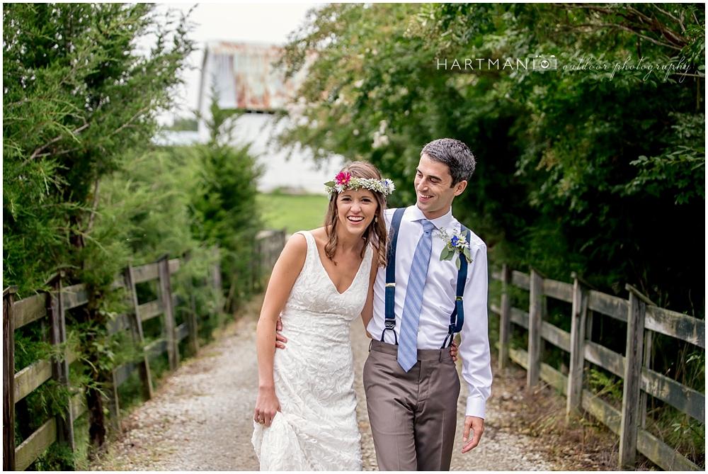 Hodgin Valley Farm Wedding