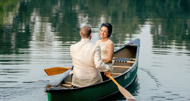 Kay + Dan | Outdoor Filipino Wedding