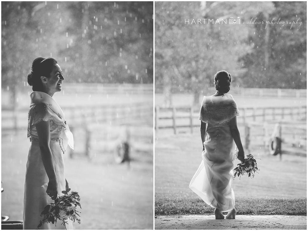 Filipino Wedding Rain