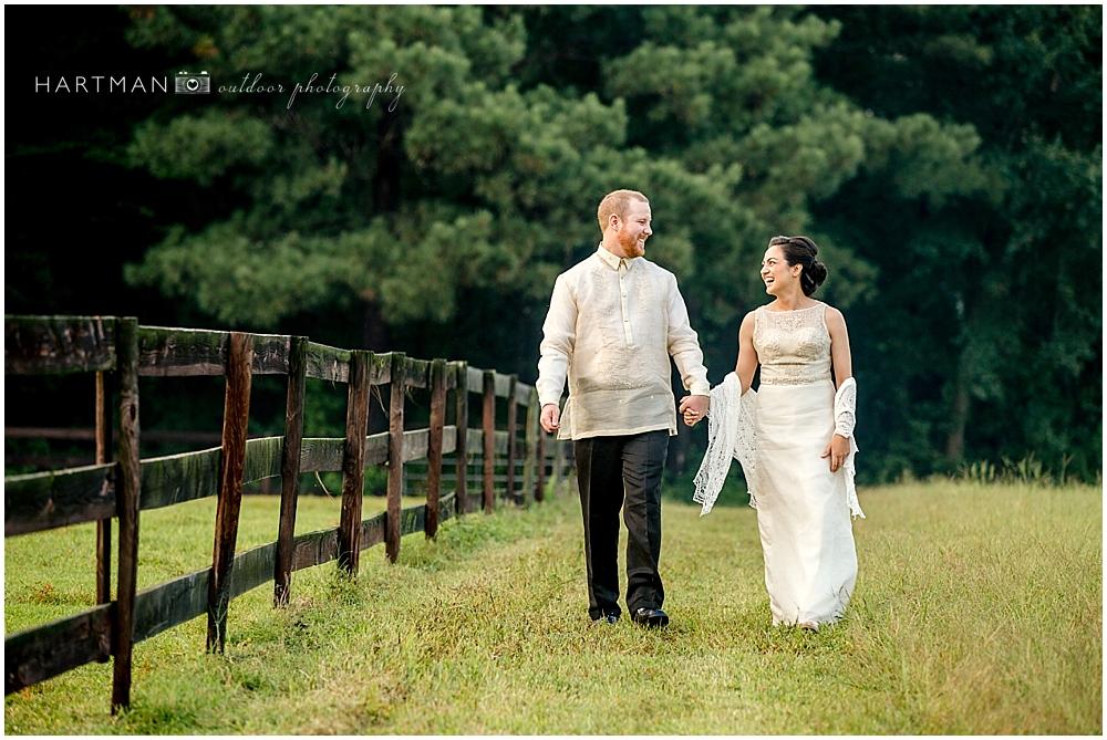 Raleigh Filipino Wedding Photographer