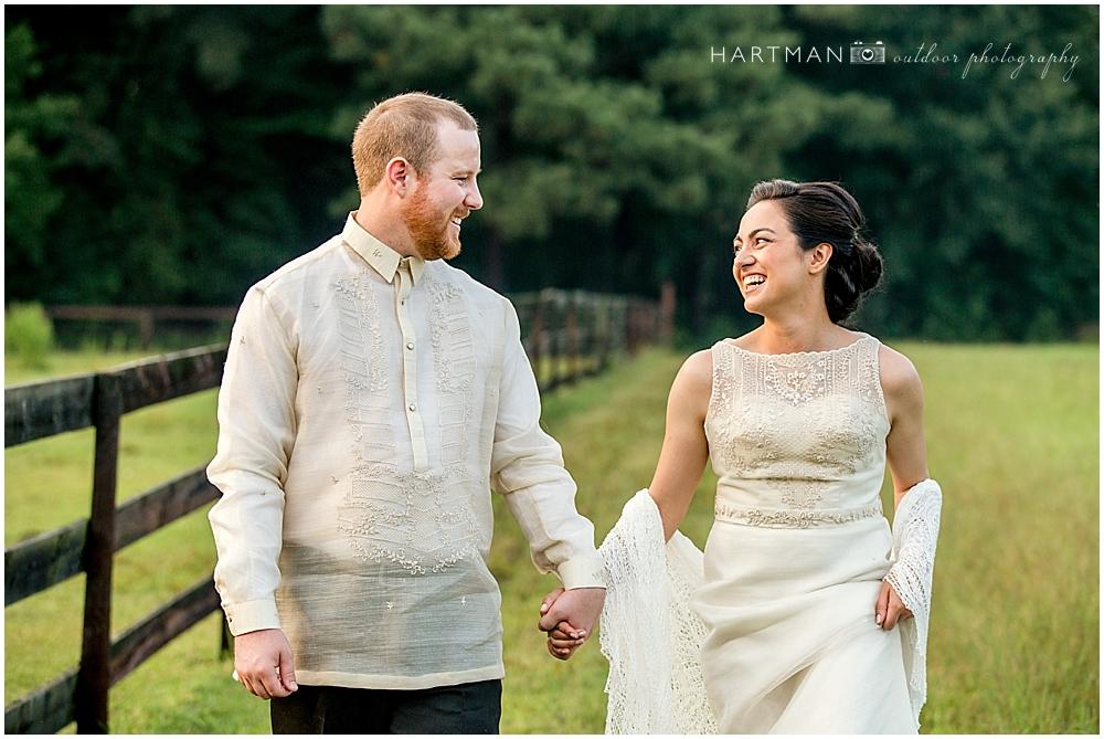 Kay and Dan Wedding