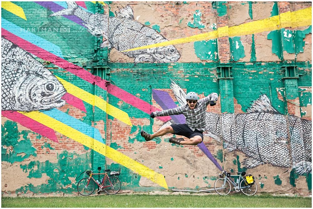 Biking Durham 0241