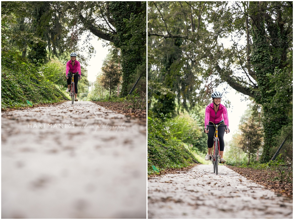Biking Durham 0246