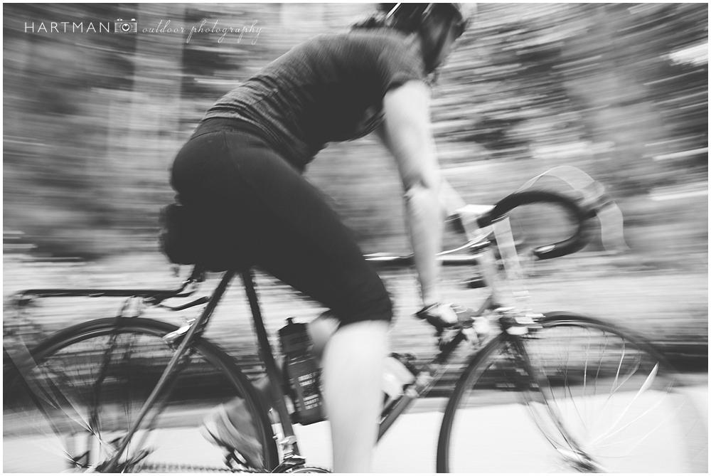 Biking to Durham 05548