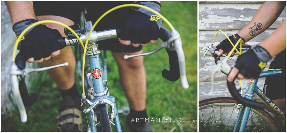 Biking to Durham 05551