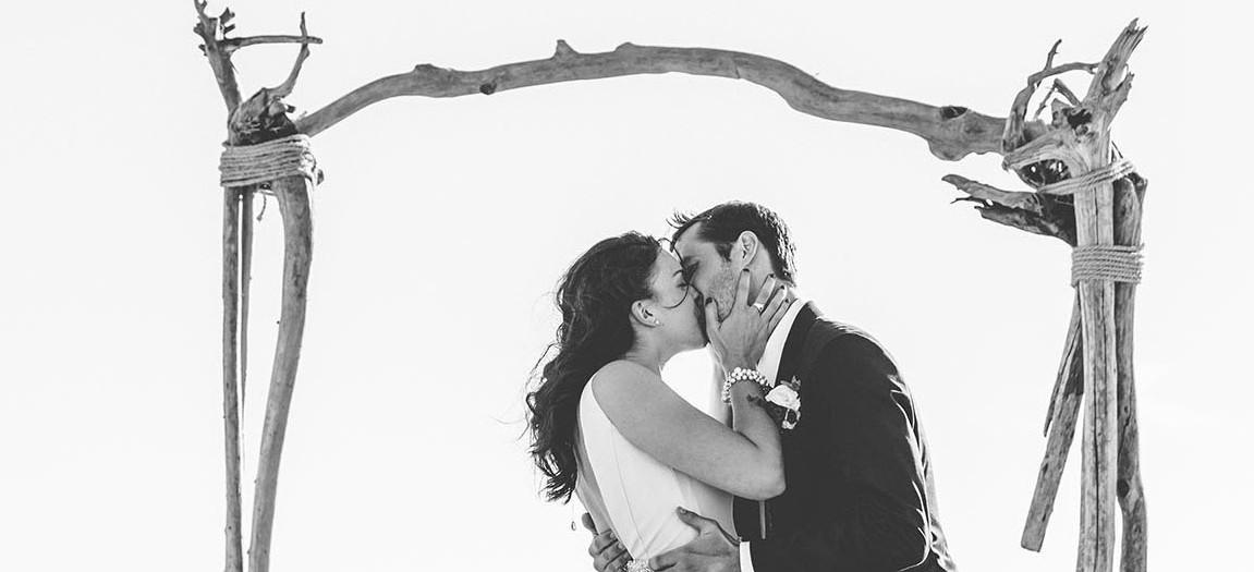 Danielle + Ian | Holden Beach NC Wedding