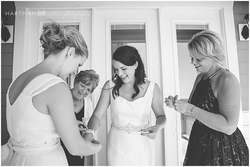 Southern Charm Beach House Wedding 0055