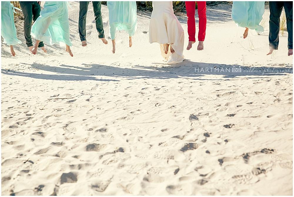 Sand Holden Beach Wedding party 0064