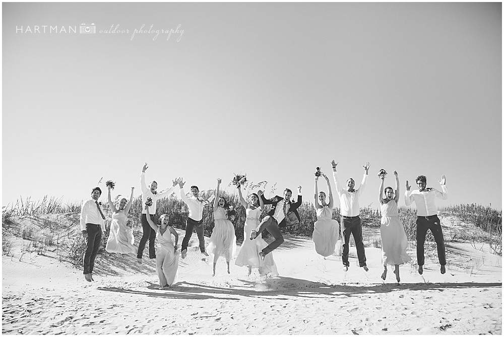Holden Beach Bridal Party 0065