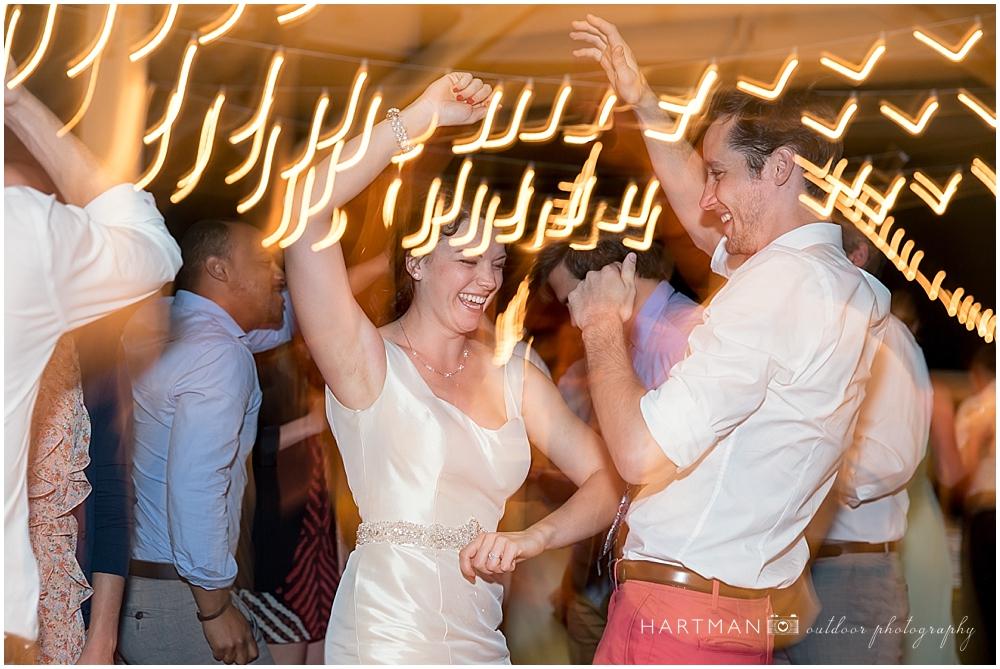 Southern Charm Beach House Wedding Reception 0127