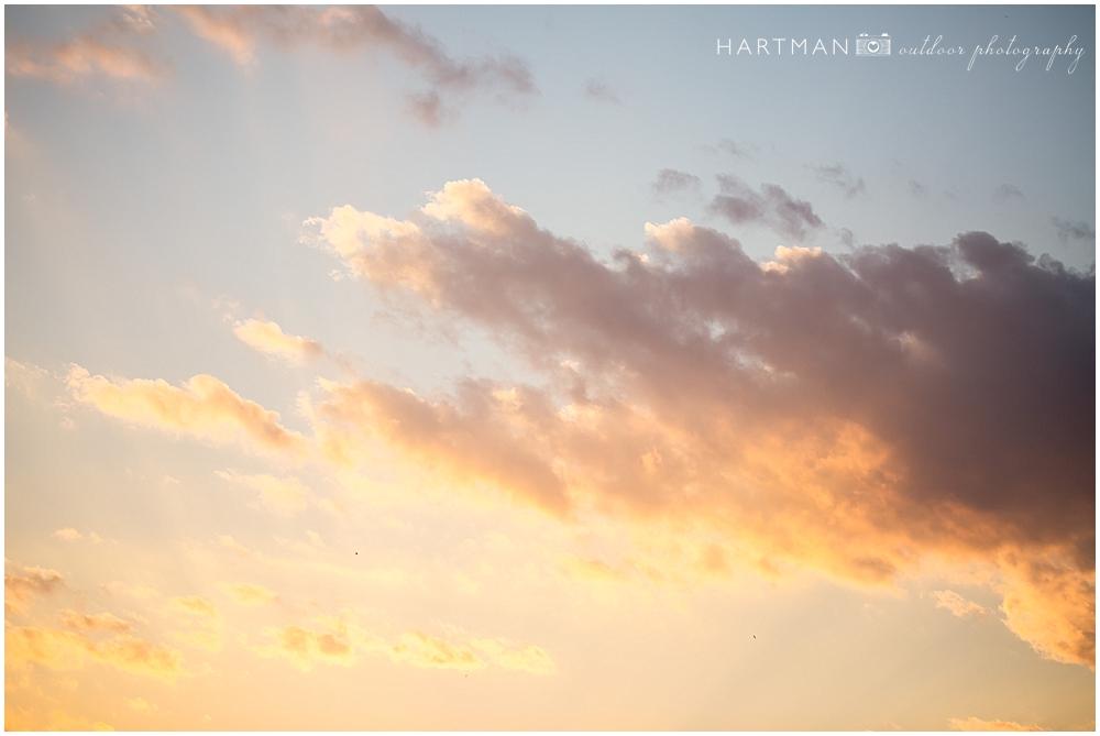 Raleigh Summer sunset 0364