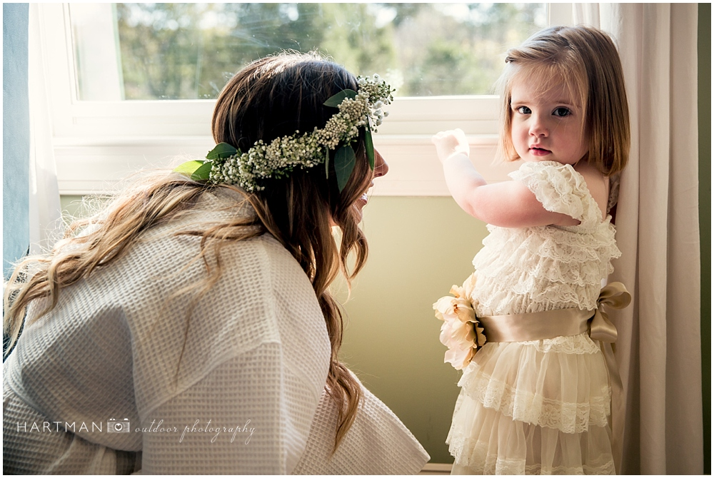Rustic Country Flowergirl 0049Wedding