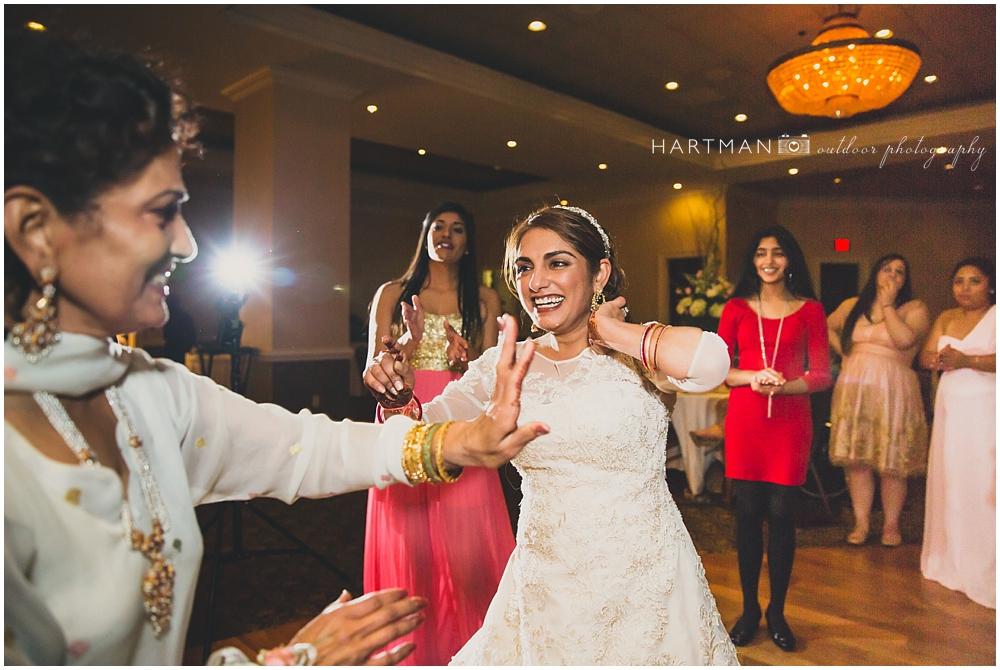North Carolina Indian Wedding Reception 0396
