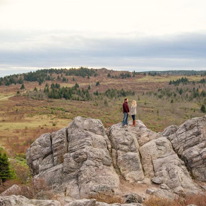 Stephrod +Cale | North Carolina Mountains to Sea Engagement