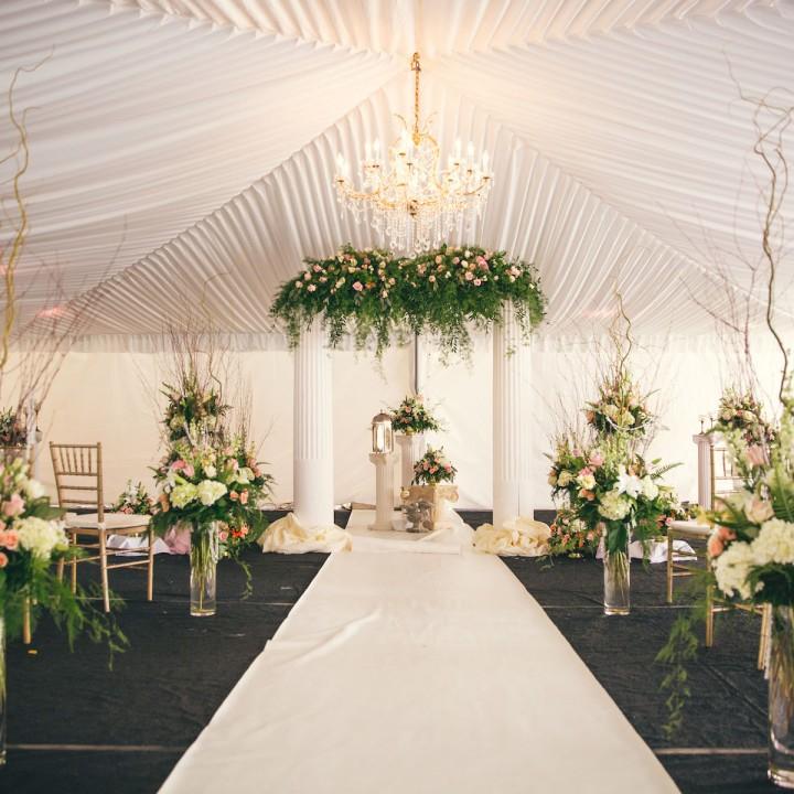 Punita + Matthew   Elegant Indian Greensboro Wedding