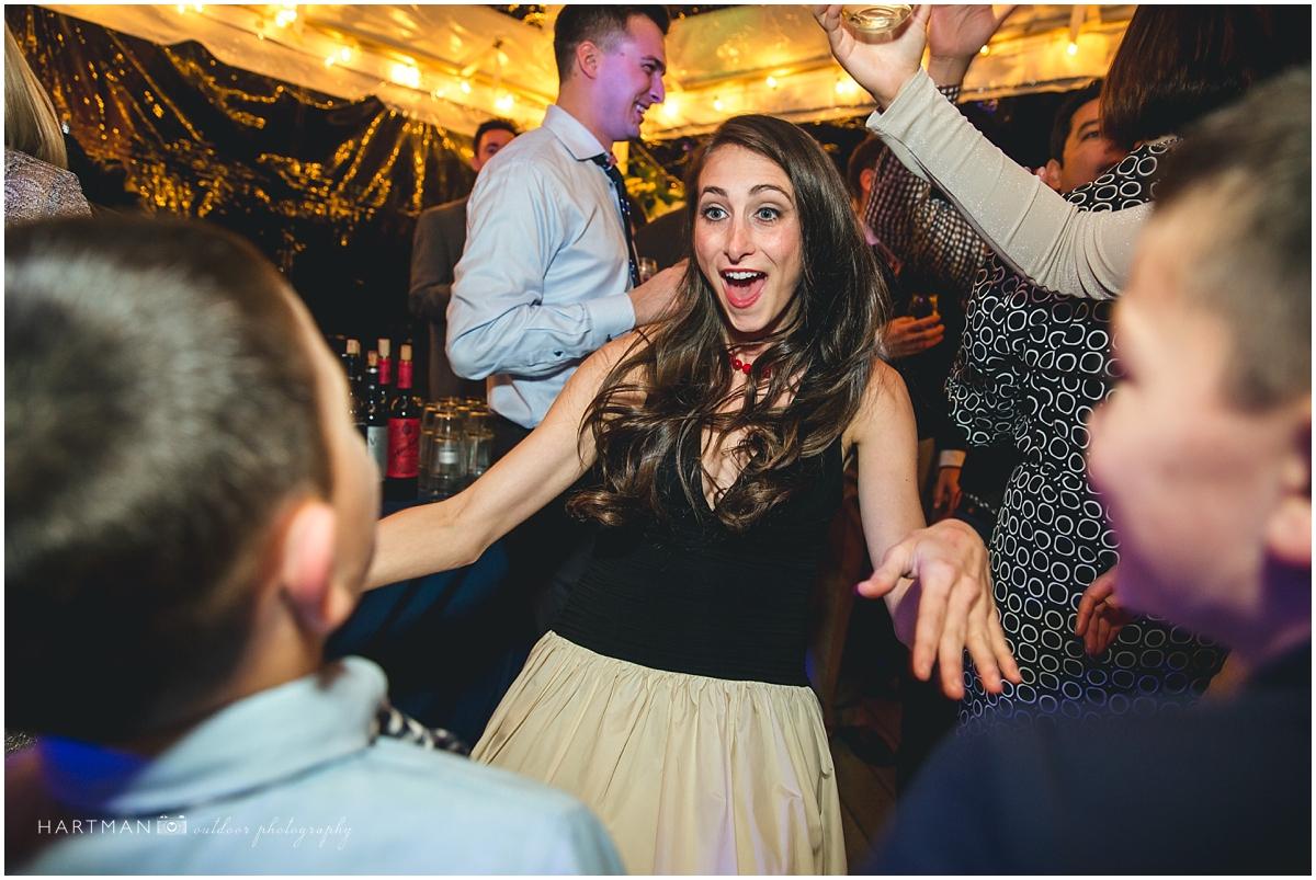 Dancing Reception Raleigh Photographer