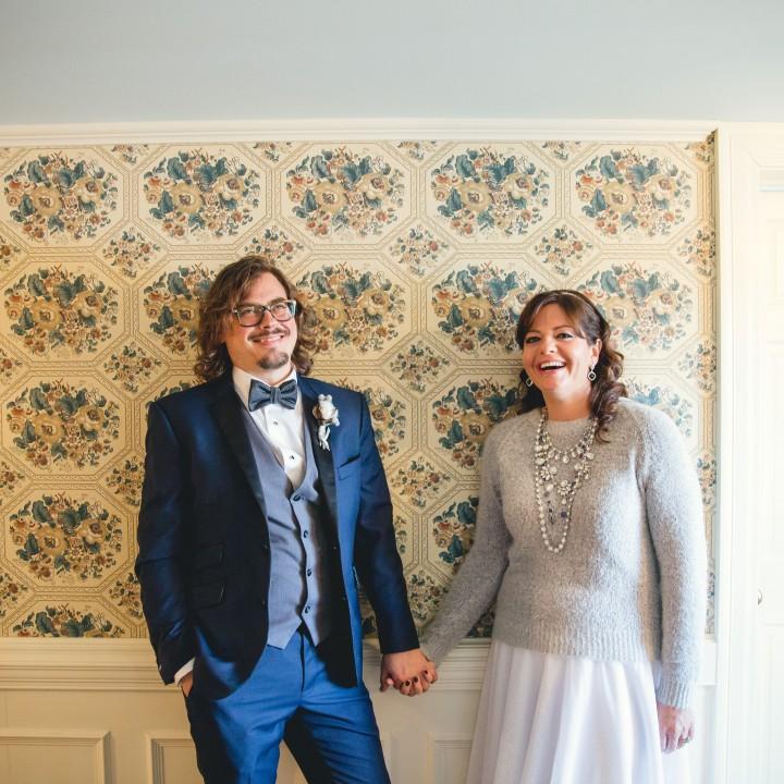Merritt + Damian | North Carolina Vintage Homestead Wedding