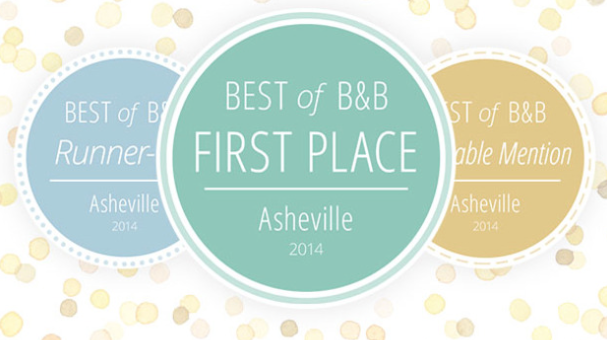 Thank You For Voting Us Best Asheville Wedding Photographer!