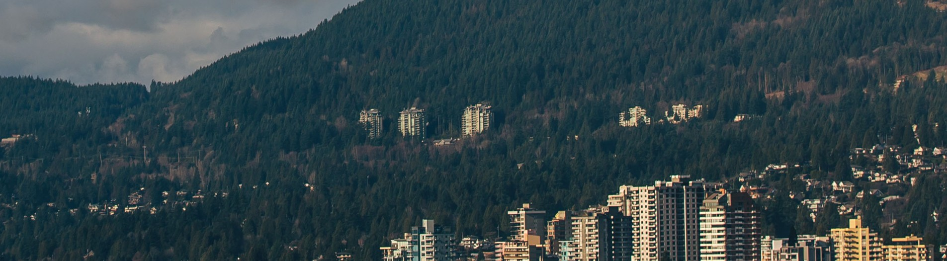 Wandering Through Vancouver, British Columbia