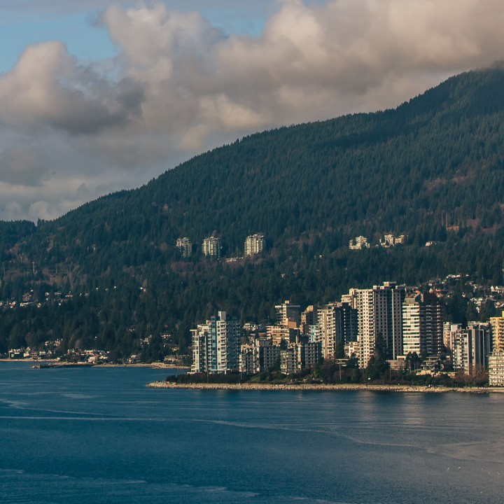 Wandering Through Vancouver, British Columbia