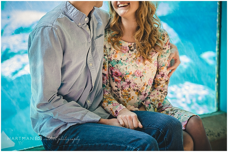 North Carolina Aquarium Wedding 00013