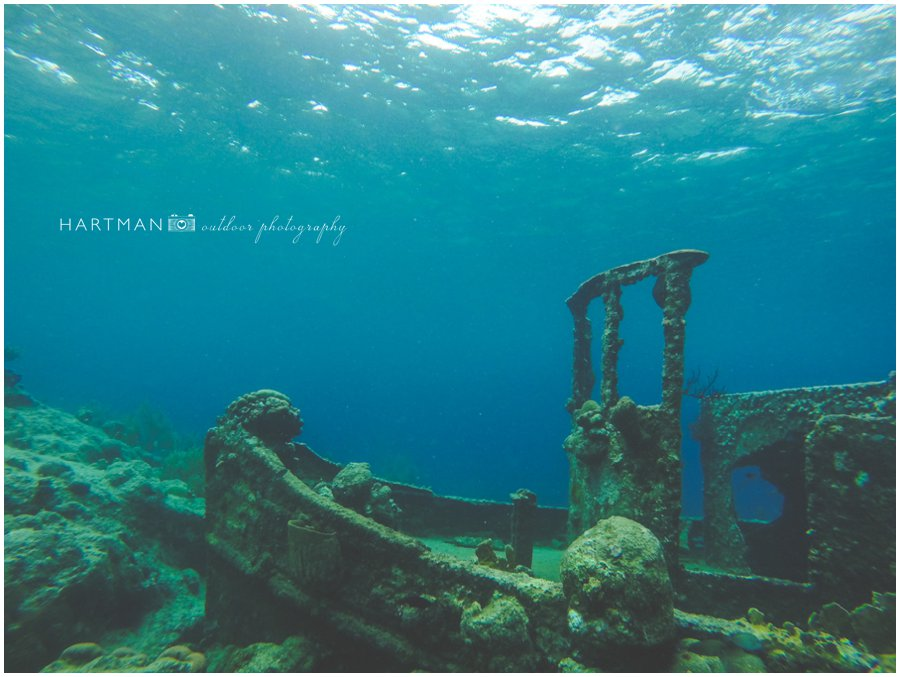Caribbean Scuba Wedding Photographer 002825