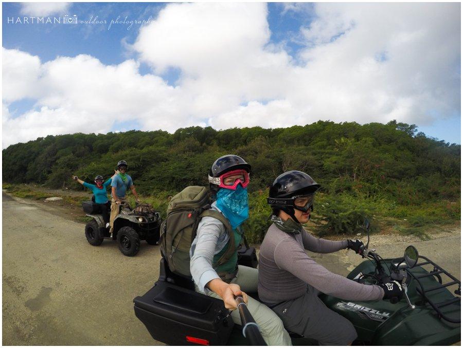 Curacao ATV Tour  002857