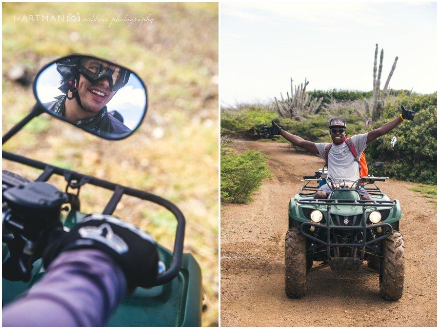 Curacao ATV Tour  002858