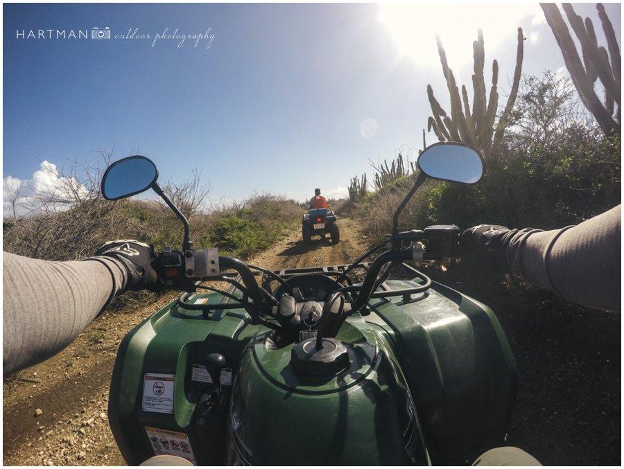 Curacao ATV Tour  002860