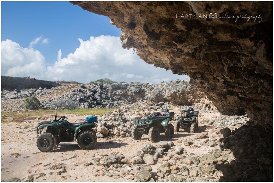 Curacao ATV Tour  002861